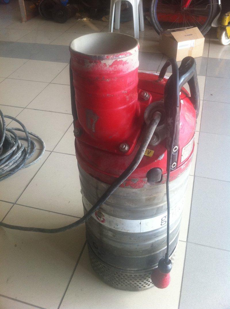 Çamur Drenaj Pompaları sarım ve onarımı