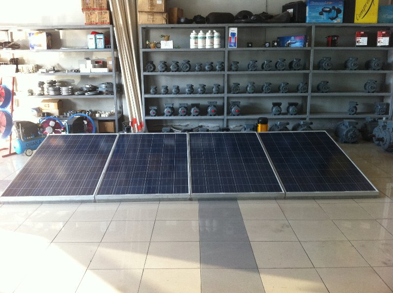 cw enerji telefunken panel